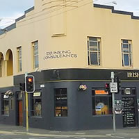 irish murphys backpackers launceston
